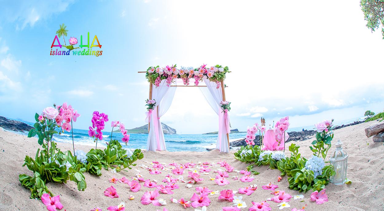 Hawaii Wedding Flower Bouquet Wedding Tropical Event Arrangements