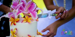 island wedding cake creations hawaii wedding cakes creations works designs 16498