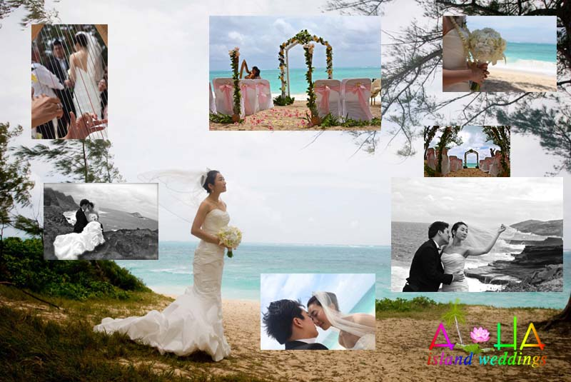 JJ And Sung Wedding In Hawaii