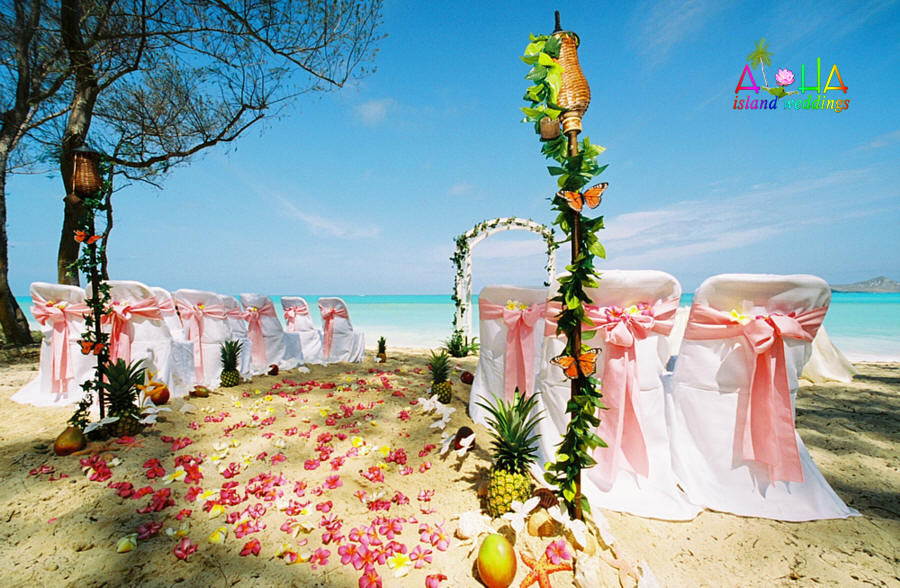 Beach Wedding Ceremony 4