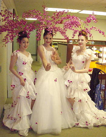 butterfly orchid picture girls