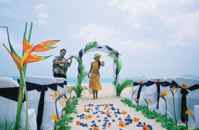 Beach Wedding, Beach Wedding Theme