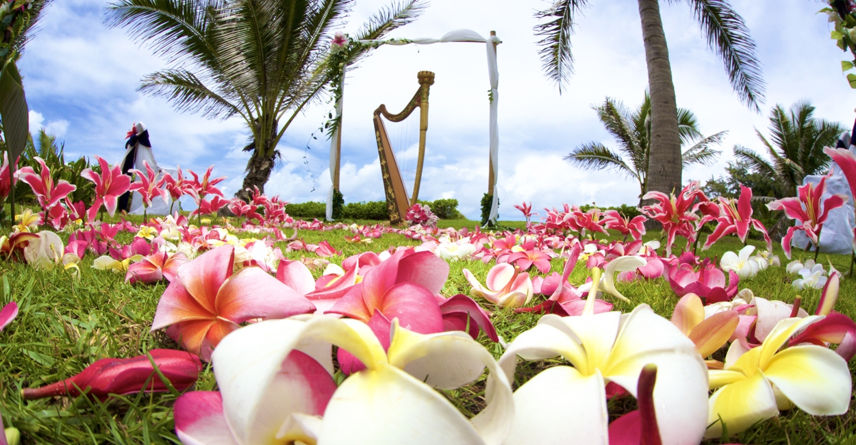 Hawaii Wedding Package For Two