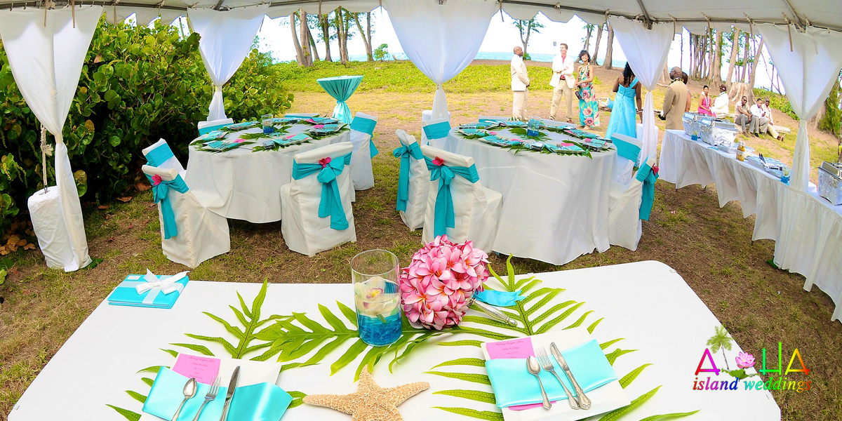Hawaii Honolulu Reception Wedding Packages