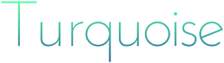 logo for turquoise