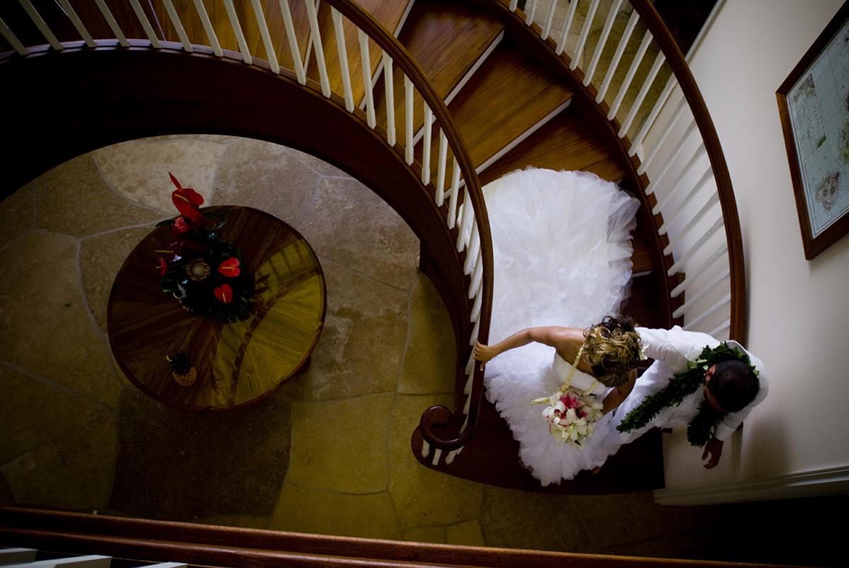 Kailua Beach House Wedding