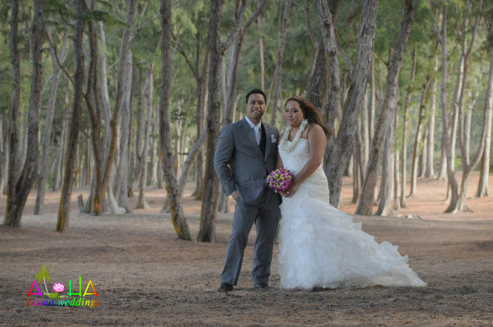 love romance Riini photo with terry in the forest by the beach